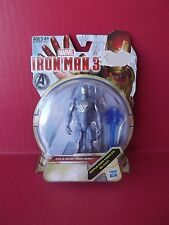 Marvel Iron Man 3 Cold Snap Iron Man with Repulsor Freeze Blast