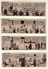 Little Orphan Annie by Harold Gray - 24 daily comic strips from May 1976