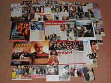 50+ SEAN CONNERY Magazine Clippings