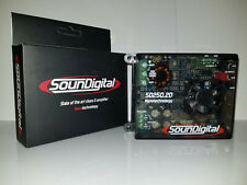 Soundigital 250.2D Nano Amplifier 250 Watts 2-Channel Class D Free Shipping