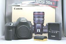 Canon EOS 5DS R 50.6MP Digital SLR Camera - Black 60,600 Clicks Exc #062021000