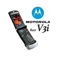 TELEFONO CELLULARE MOTOROLA RAZR V3i SILVER GSM FOTOCAMERA TOP QUALITY.