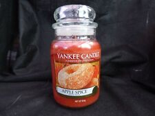 Yankee Candle large jar Apple Spice