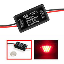 Flash Strobe Controller Flasher Module for Car LED Brake Stop Light Lamp