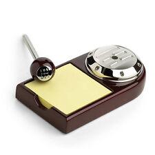Car Gear Stick Knob Notepad & Pen Desk Gift Set