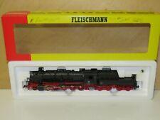 H0 Fleischmann 4176 Dampflok DB BR 50 3123 Neuwertig OVP  6571