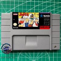 Popeye: Tale of Teasing Sea Hag (English Version) SNES Video Game