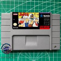 Popeye: Tale of Teasing Sea Hag (English Version) SNES Video Game