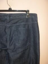 TOMMY HILFIGER  LOW RISE BOOTCUT JEANS SIZE 12 SHORT... WOW!!!