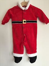 Baby fancy dress Santa Christmas, boy, girl - 6 months - Costume  (29)