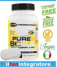 BCAA 400 COMPRESSE Aminoacidi Ramificati Purissimi con Vitamine B6 e B1