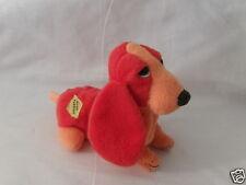 """Adorable 7"""" Applause HUSH PUPPIES Plush DOG #24377 ~"""