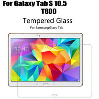 """Genuine Tempered Glass Screen Protector Fit For Samsung Galaxy Tab S 10.5""""/T800"""