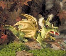 Folkmanis Green Dragon Puppet