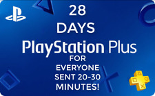 PLAYSTATION PLUS 28 DAYS - PS4/Ps3/Psvita [NO-CODE]