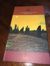 Distillation by Wishbone Ash 4 Cd Long Box 1997 OOP RARE