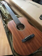 Travel Acoustic in Guitar Fitted Gig Bag 3/4 size RRP £199