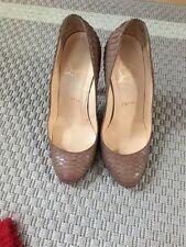 Christian Louboutin Leather Stilettos for Women