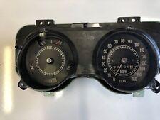 1969 Firebird 160 Mph Speedometer Gauge Cluster Fuel Speedo Formula 69 Gauges