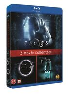 Ring Trilogy 3 Film Collection Blu Ray