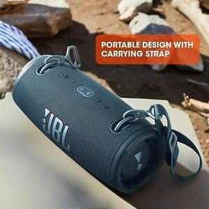 JBL Xtreme 3 Wireless Waterproof Portable Outdoor Bluetooth Speaker - Black