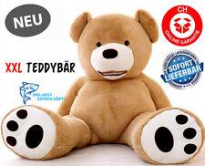 Teddy XXL Teddybär Plüschbär 200cm 2.0m Geschenk Plüschtier Bär Kind Freundin