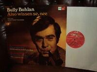 Bully Buhlan, Also wissen se, nee BASF stereo 1973