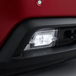 2019-2021 Chevrolet Silverado LED Fog Lamp Pkg 84280752 W/ Task Lighting OEM GM