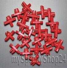12x Zierleistenclips Schweller VW Golf 1 Jetta Polo Passat Scirocco 803853139C