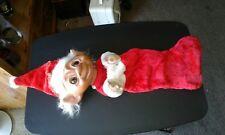 Christmas Troll Doll Stocking