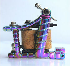 new Tattoo Guns kit 10 coils machine tattooing equipment