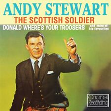Andy Stewart - Scottish Soldier