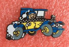T06 Pins FIAT 509 GASTON LAGAFFE FRANQUIN DUPUIS DALIX 1991 Vintage Lapel Pin