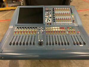 Midas Pro2c w/ roadcase and DL251 I/O