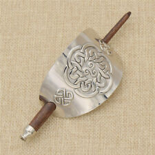 Women Wooden Carved Hair Stick Shawl Pin Accessories Jewelry Lovely Gift Fashion
