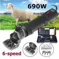 690W Tondeuse Electrique Professionnelle pour Mouton Animaux Mouton Laine Chèvre