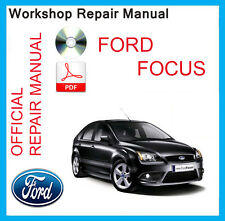 ford 2008 car service repair manuals ebay rh ebay ie ford focus 3 repair manual ford focus mk3 workshop manual