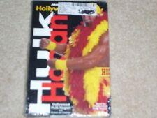 Hollywood Hulk Hogan On Audio Cassette, NEW (2002) simon & Schuster, WWE