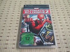 Marvel Ultimate Alliance 2 para Sony PSP * embalaje original *
