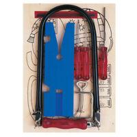 PEBARO Laubsäge-Set auf Holzvorlage, 13 Teile