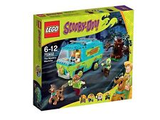 LEGO Scooby Doo The Mystery Machine Vehicle Figures (75902)