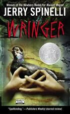 Wringer by Jerry Spinelli (2004, Paperback)