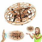 Ufo Flying Ball Mini Drone Rc Toys Hand-Controlled New! 720 Induction Gold