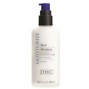 DHC 100ml Face Moisturizer Normal to Dry skin