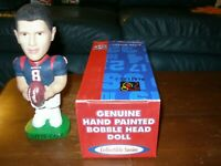 DAVID CARR BOBBLEHEAD HOUSTON TEXANS FRESNO STATE AGP LIMITED EDITION BOBBLE
