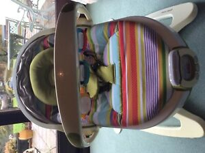 Collection only Mamas and papas magic globe rocker chair.