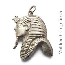 Ägypten Anhänger Pharao Tut ench amun ägyptisch silver egyptian revival pendant