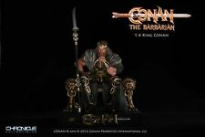 King Conan the Barbarian Arnold Schwarzenegger 1/4 Format Statue Chronicle