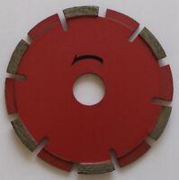 Fresa per Scanalatura Segmenti Offset 115 X 6 MM Disco Fresatura Cemento WKZ1200