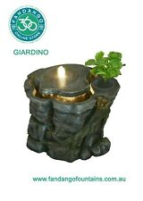 GARDEN NOVELTY WATER FEATURE AMAZING WATER DROP FOUNTAIN JULY 2020 FAST DELIVER